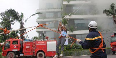 Kĩ năng thoát hiểm khi hỏa hoạn