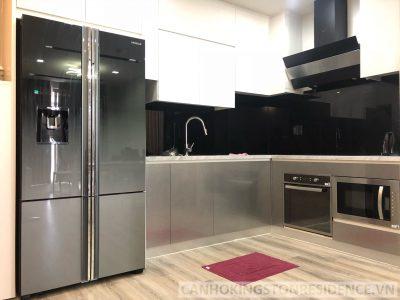 Cho thuê căn hộ Kingston Residence Novaland Quận Phú Nhuận K-15.10